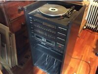 Toshiba stacking Hi-Fi System - X2