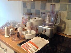 Kenwood multiple food processor