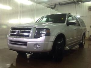 2013 Ford Expedition Max LIMITED-4X4, HTD/COOLED SEATS, LEATHER