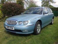 Rover 75 tourer, 2001, 2.0 diesel