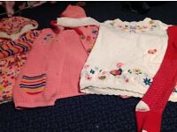 Lovely 4 piece bundle baby girl 12-18 months