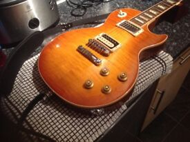 Gibson Les Paul burst for sale 2013