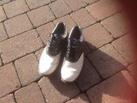 Men's footjoy golf shoes uk size 9