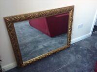Large Mirror 120cm x96cm.