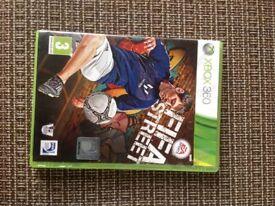 Fifa street Xbox 360 game