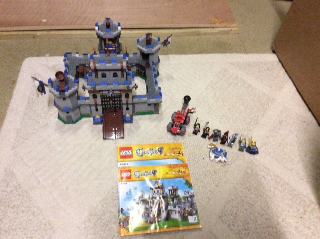 Lego Castle Set 70404 In Droitwich Worcestershire Gumtree