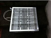 Ceiling Light Units - Double Multi Spread - 50 cm x 50 cm - Used but good condition