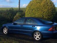 2003 Mercedes C220 CDI Avantgarde S-A