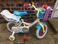 Girls Townsend Bella 12 inch Bike