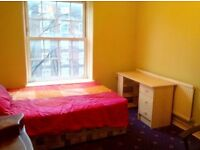 A large room in a flatshare in Clapham / Wandsworth Road SW8 is ready to rent, Move in ASAP.