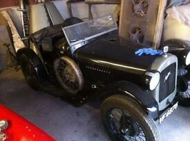Wanted Austin 7 (seven)