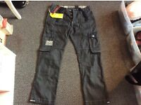 Bnwt jeans never worn cross hatch