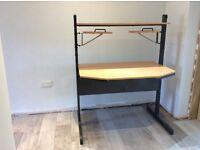Solid multipurpose desk