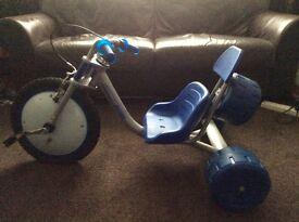 Kids Blue Hog Kart