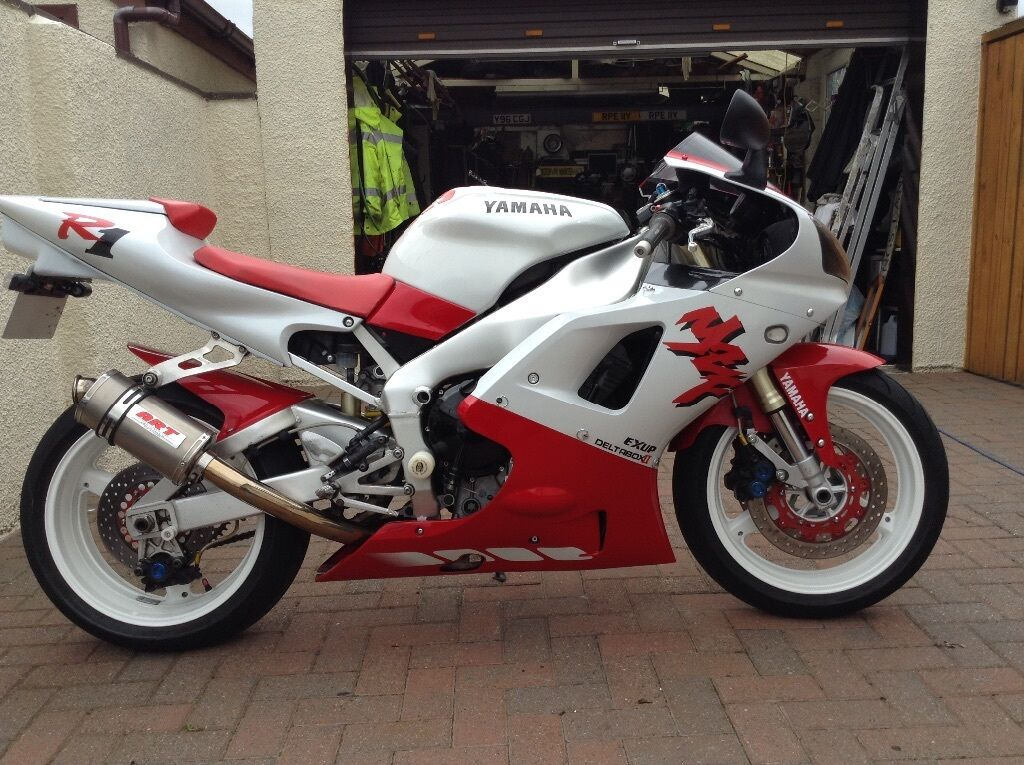 yamaha r1 1998 1st edition in saltcoats north ayrshire gumtree. Black Bedroom Furniture Sets. Home Design Ideas