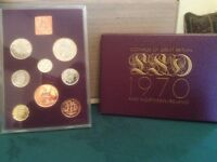 Royal Mint Proof Coin Set. Coinage Of Great Britain & Northern Ireland