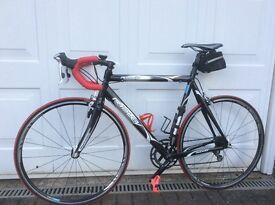 Ridley Triton Road Bike 53cm with Carbon Forks in excellent condition