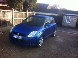Suzuki Swift 1.5 GLX 5dr, ONE PREVIOUS OWNER, FULLY SERVICED, VOSA HISTORY, DRIVES VERY WELL.