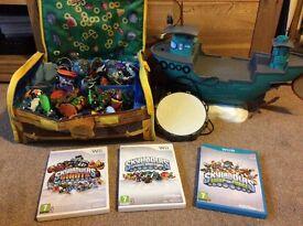 Wii U Skylanders Bundle