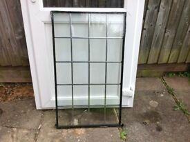 Leaded Double Glazed Unit