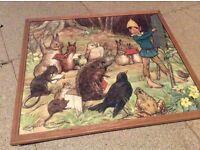 Old children's print for sale - Margaret W Tarrant