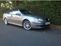 2006 SAAB 93 VECTOR SPORT 1.8T MANUAL CONVERTIBLE