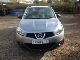 2013 Low mileage great condition 57 mpg Nissan Qashqai