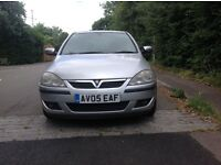 Vauxhall corsa SXI 1.2 petrol mot 1 year cdradio pas electric mirrors electric Windows