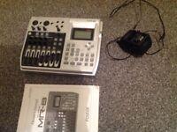 Fostex MR-8 portable multi-track recorder - very good condition