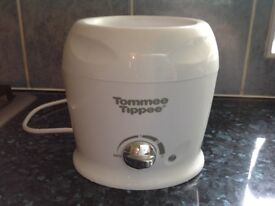 Tommie tippee bottle warmer