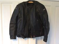 Scott Ladies motorcycle jacket and trousers size 12