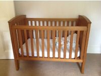 Boori country collection cot bed