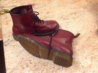 Doc Martini boots