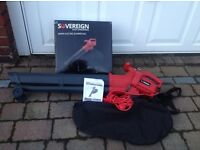 Sovereign Leaf Blower Vac