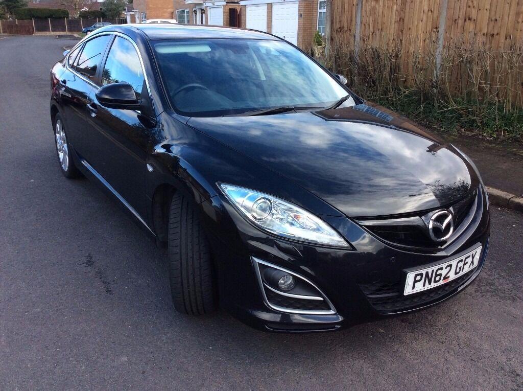 Mazda6 Mazda 6 Sport hatch, 2.2L diesel, manual, 180 bhp, mica black, 5 door, excellent condition.