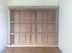 A large Pine Dresser top
