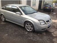 Vauxhall Vectra 1.9 CDTI 150 SRI M40 Chanmpagne colour breaking for spares.