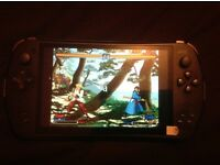 Handheld emulator for sale like new
