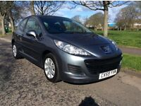 * 59 * PEUGEOT * 207 1.4S * HATCHBACK 3DR * F/S/H * LONG M.O.T * 1 OWNER * IMMACULATE INSIDE & OUT