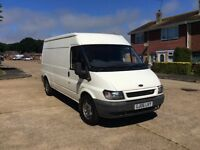 2006 ford transit t350 lwb 135 ps engine. 6 months mot, drives really well