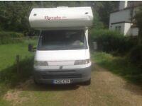 Camper Van £12250.