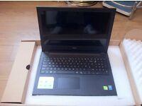 Brand New Boxed Dell laptop i7 8GB Ram 1TB Hard Drive windows 10 dvd/re bluettoth wifi web cam