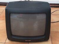 Sharp 37AT-25H Colour TV