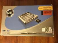 Palm m505 Handheld PDA - As New Condition