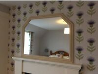 Mirror - wall or over mantle - excellent condition