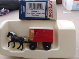 Model vehicles