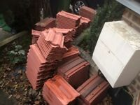 Redland roof tiles- great condition.