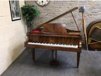 1930 Walnut Steck Overstrung Baby Grand Piano - CAN DELIVER