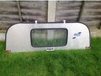 Ifor Williams Canopy Tailgate