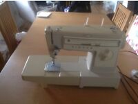In good condition singer sewing machine